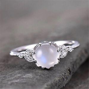 Jewelry - Moonstone Ring